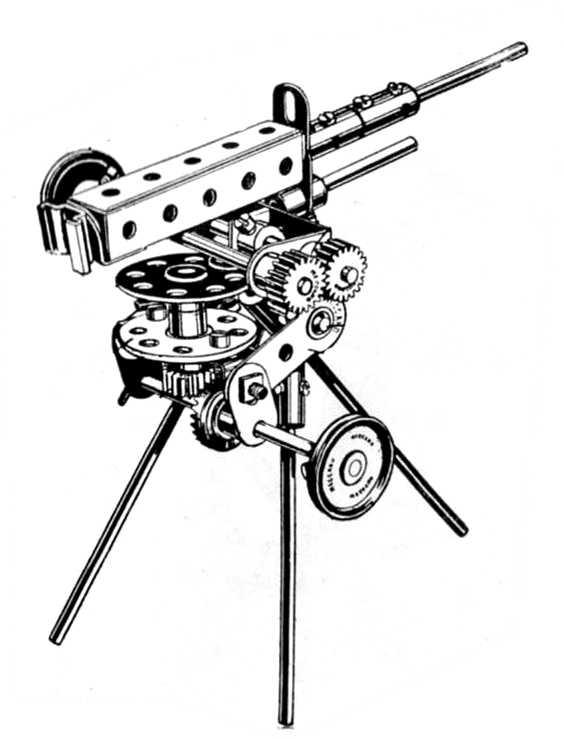 Analysis Of Meccano Manuals